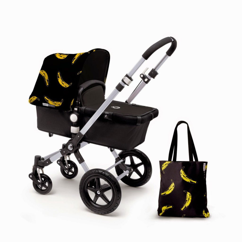 bugaboo cameleon 3 andy warhol accessory pack