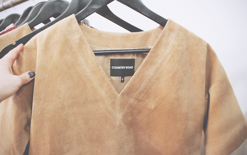 country road spring 2015 suede