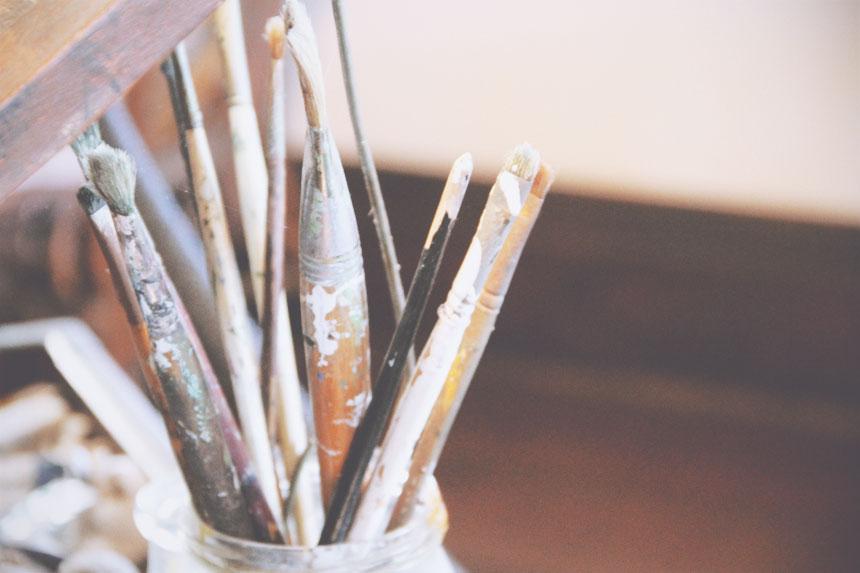 may gibbs paintbrushes