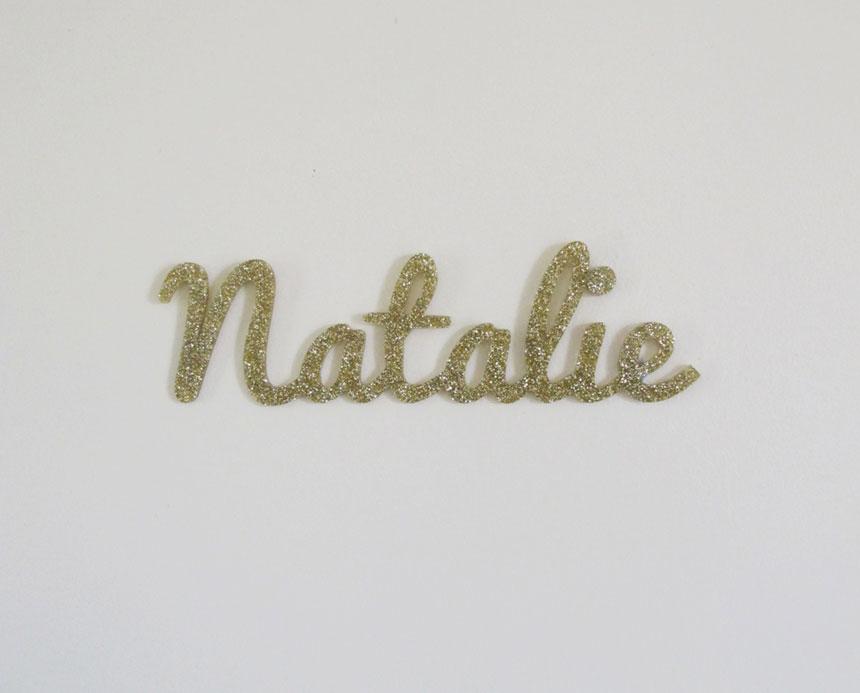 natalie-glitter-sign