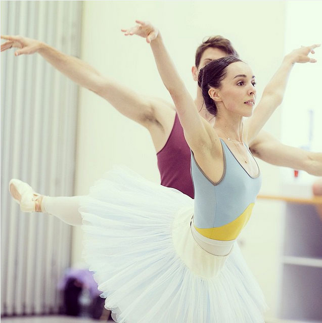 Read the interview with dancer and mother Amy Harris on childmagsblog.com