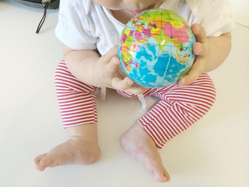 little-globetrotter