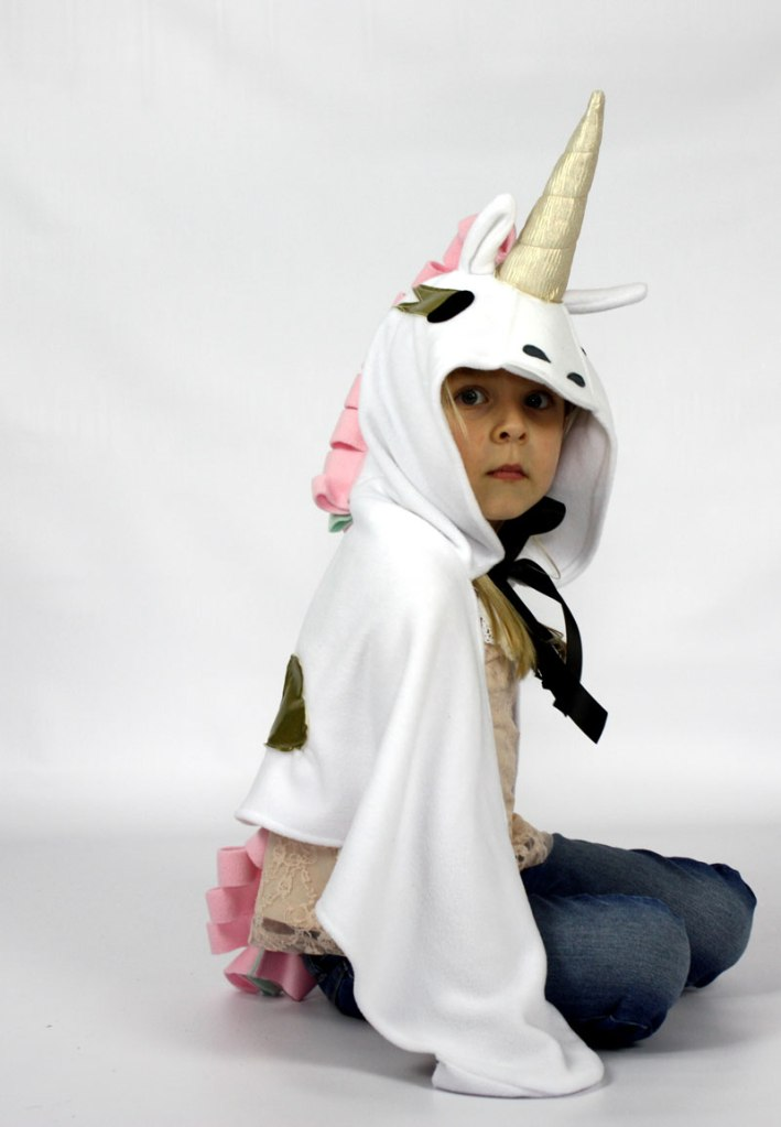 Sparrow & B unicorn costume on the childmagsblog.com