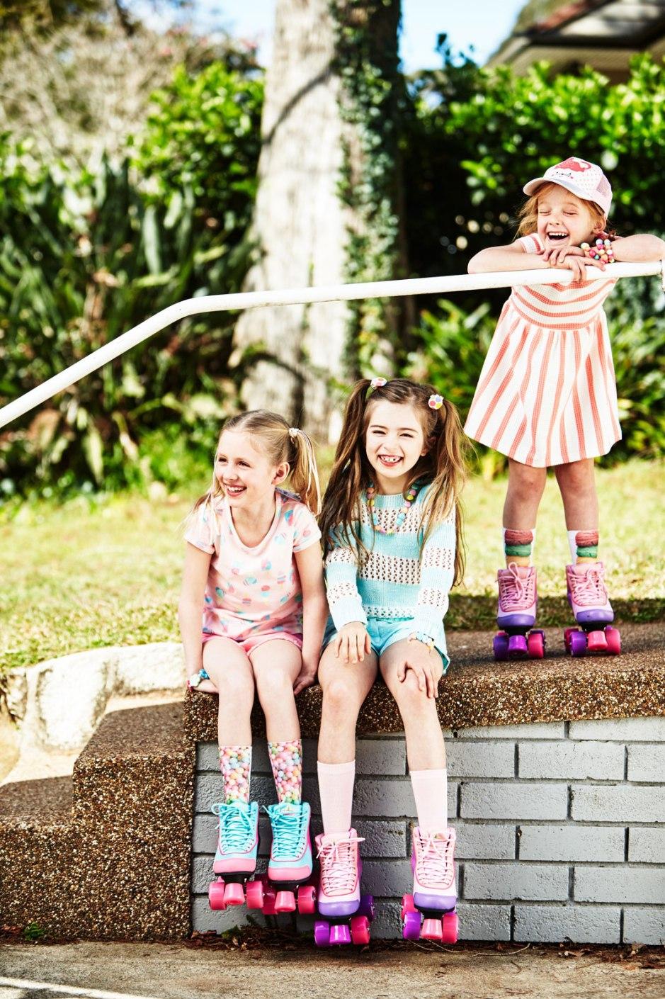 See the Skates + Socks Birthday Party on childmagsblog.com