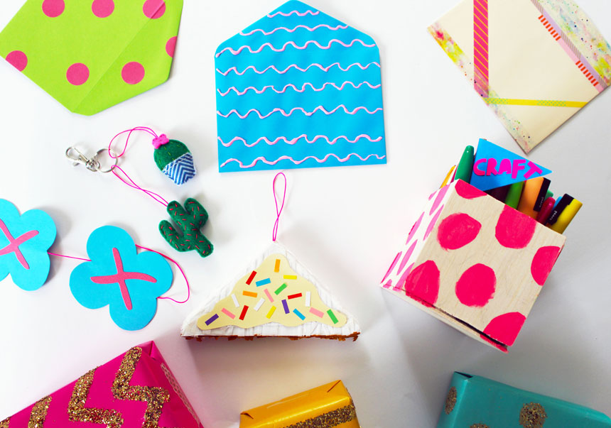 DIY projects by Jenna Templeton on www.childmagsblog.com