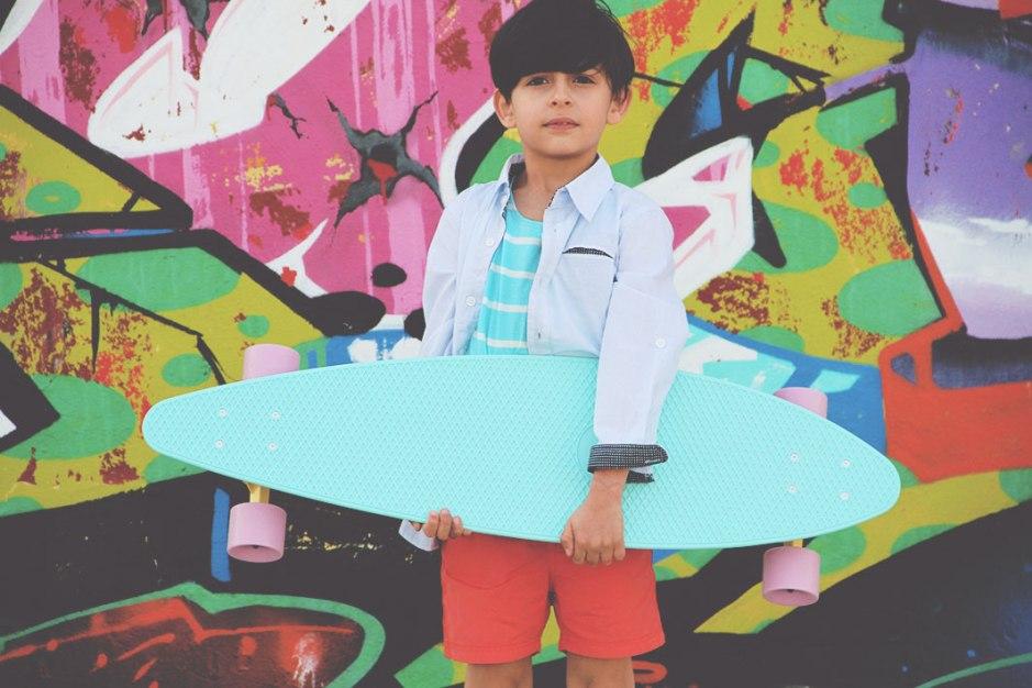 Win 2 x Penny Skateboards on childmagsblog.com