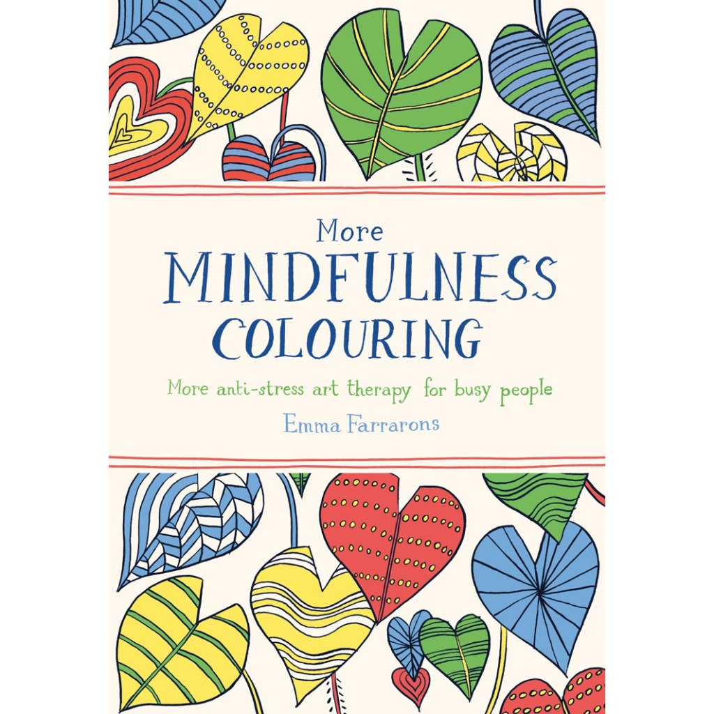 Free Downloadable More Mindfulness Colouring on childmagsblog.com