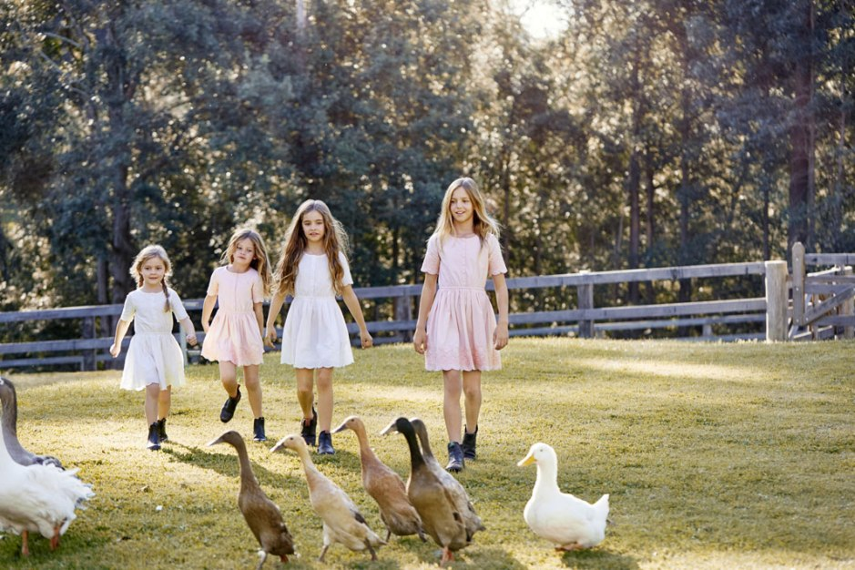 Collette Dinnigan talks motherhood + fashion on childmagsblog.com