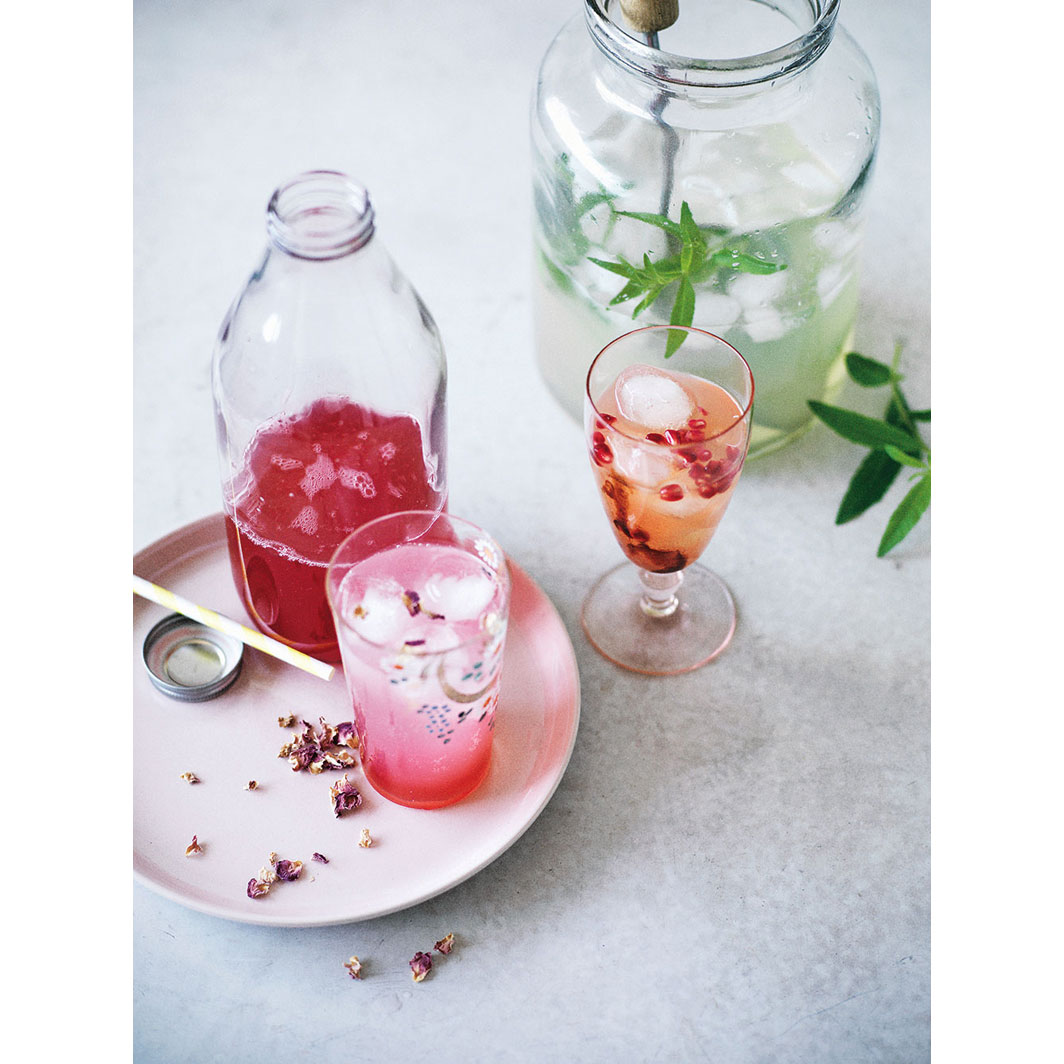 Kitchen Cabinet With Annabel Crabb: Rhubarb And Rose Cordial
