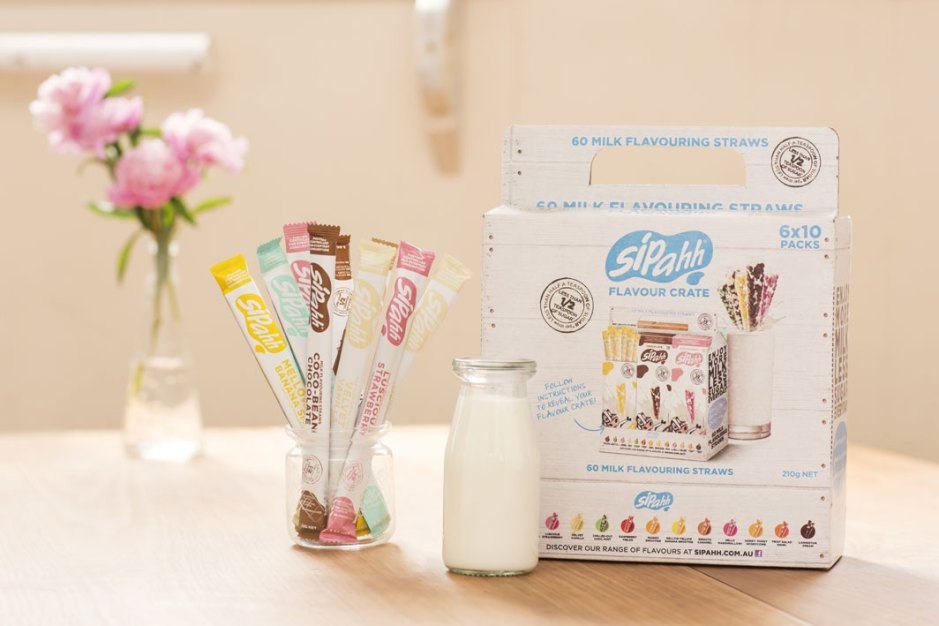 Throw a Milk Bar Party with Sipahh straws