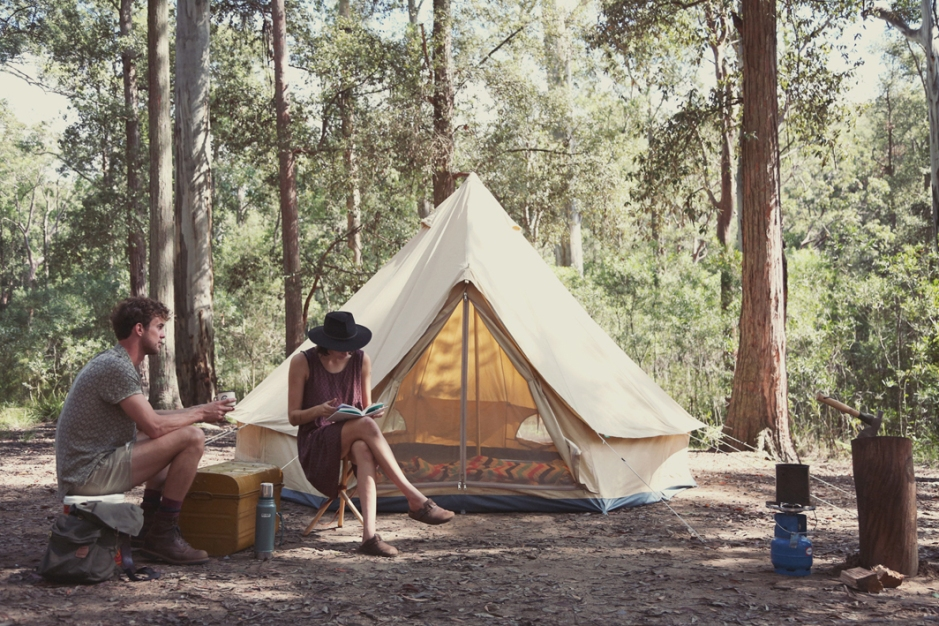 9 Tips For Glamping With Kids on childmagsblog.com