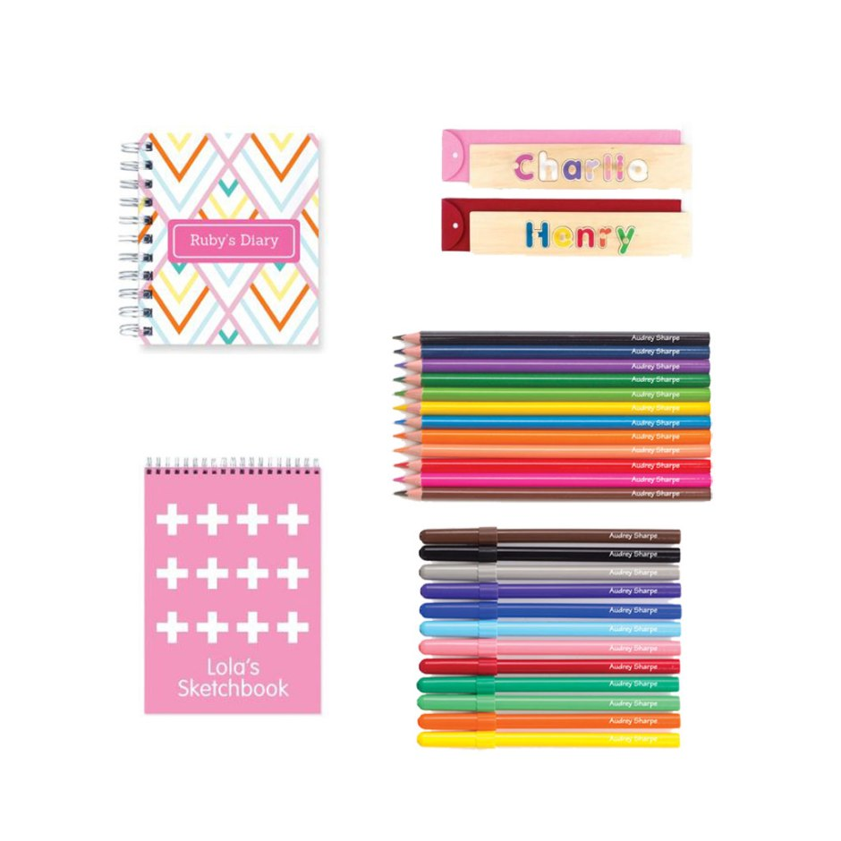 Stuck On You Stationery on child mags blog