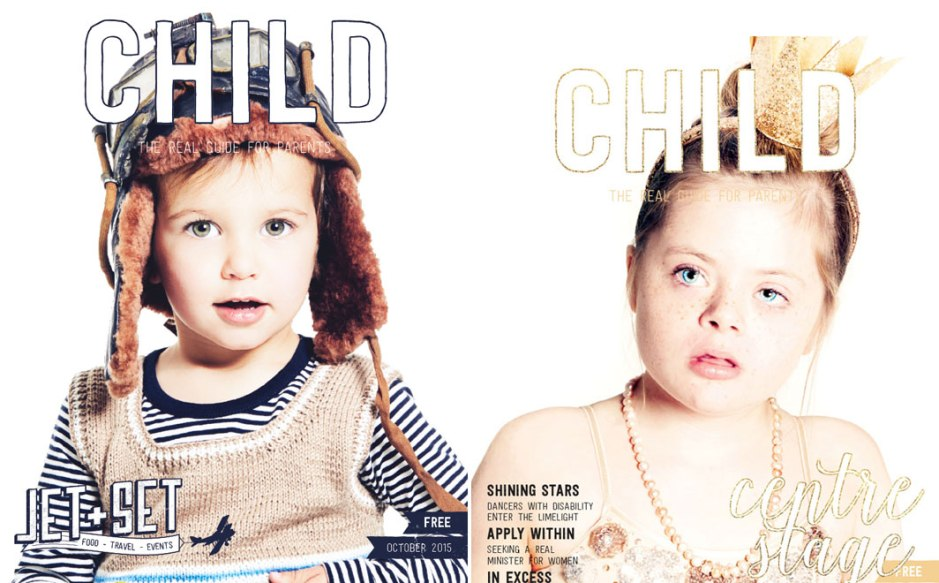 Child Mags Cover Kid Search Is On!