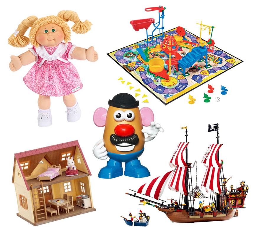 11 nostalgic gift ideas for kids