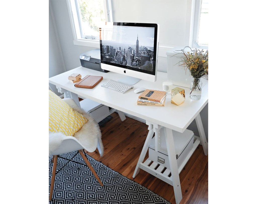 10 tips for styling a home office and spare room on www.childmagsblog.com
