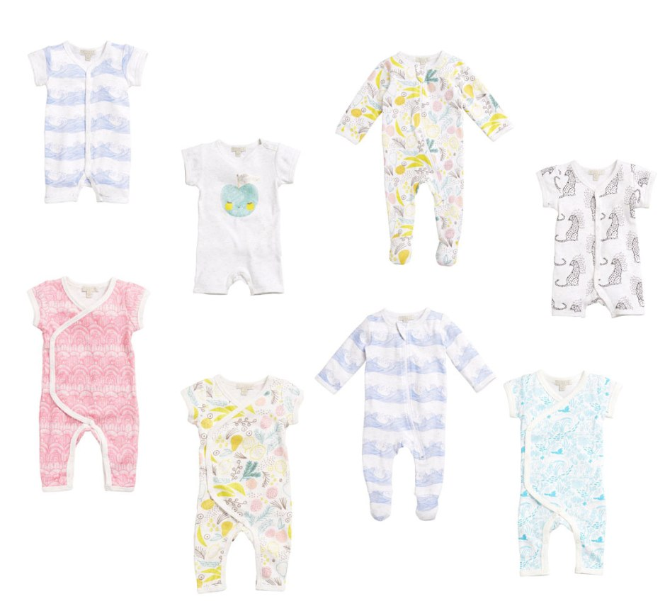 9 baby growsuits for the holidays on childmagsblog.com