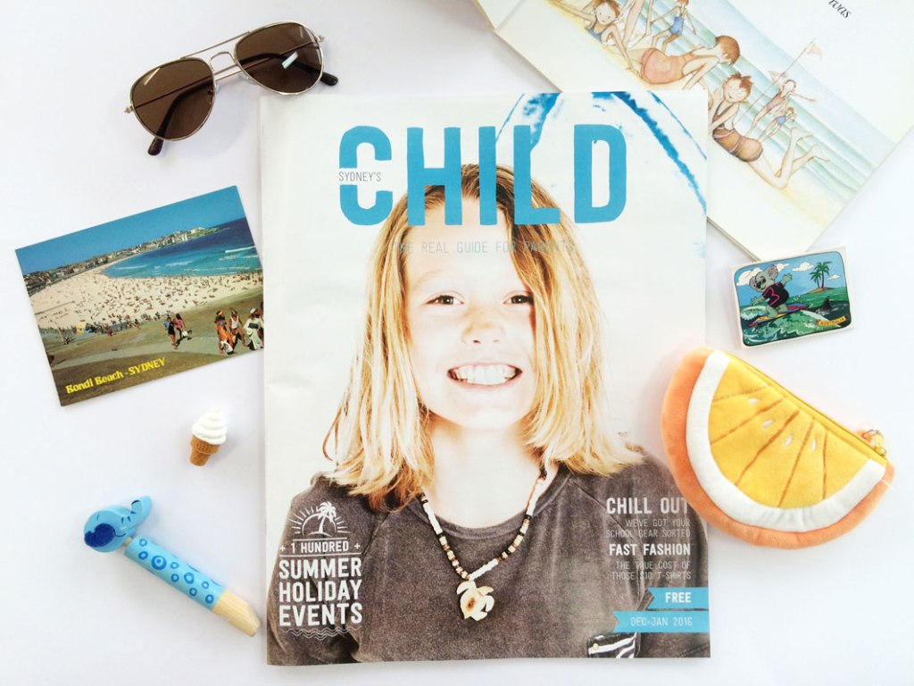 CHILD Mags DEC-JAN 2015 Issue