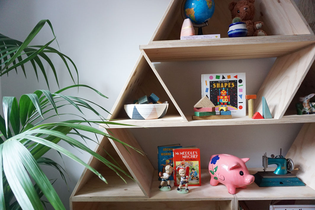 Dusty's Hancrafted Nursery on child mags blog