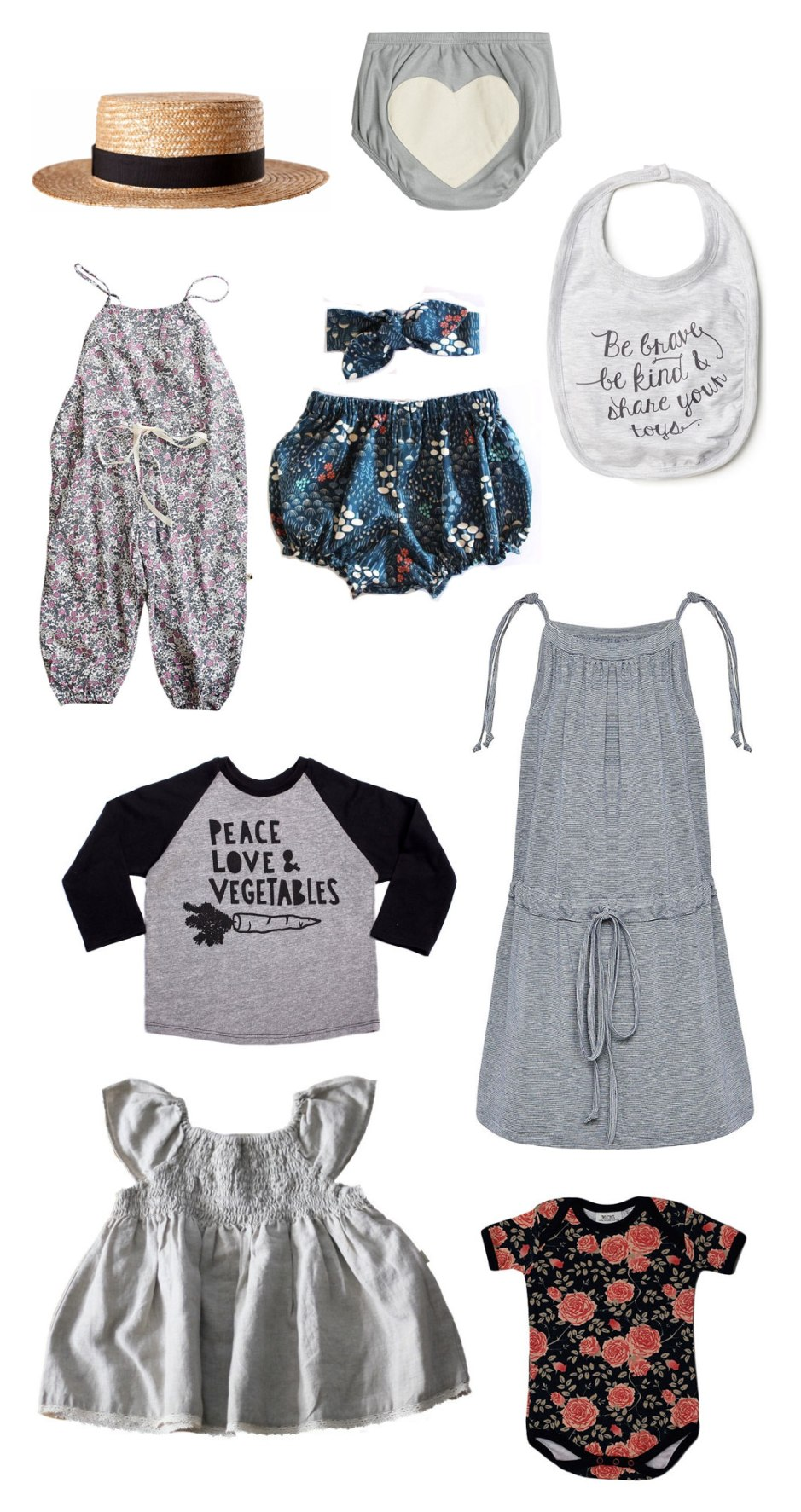 9 Australian ethical fashion brands for kids 9 Australian ethical fashion brands for kids