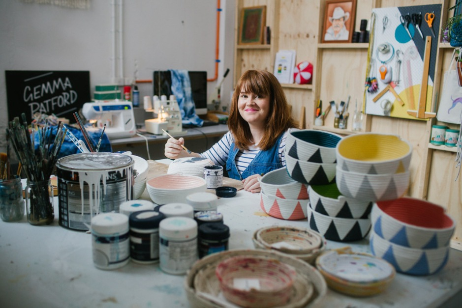 gemma patford, melbourne studio