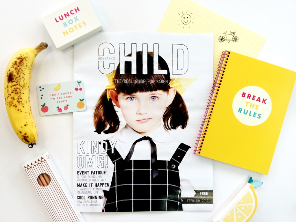 CHILD Magazine February Issue