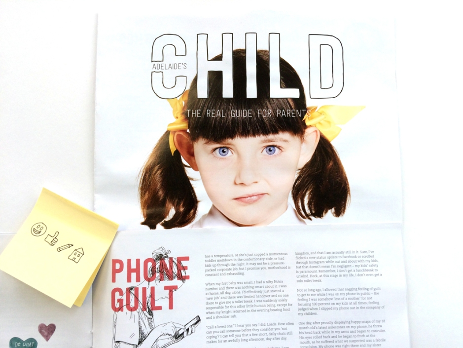 CHILD Magazine February Issue