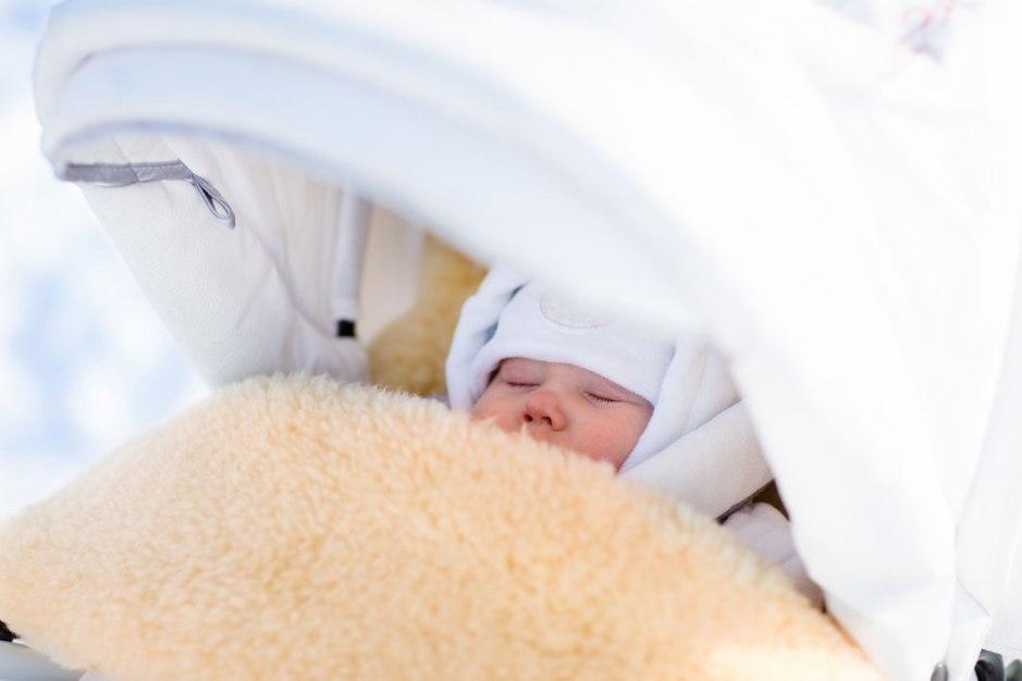 where nordic babies sleep