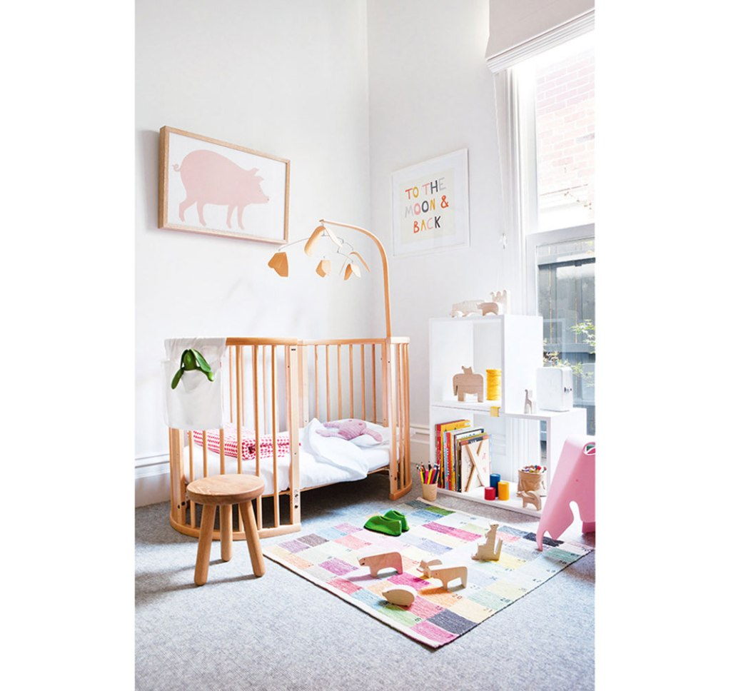 pantone 2016 colour of the year nursery inspiration