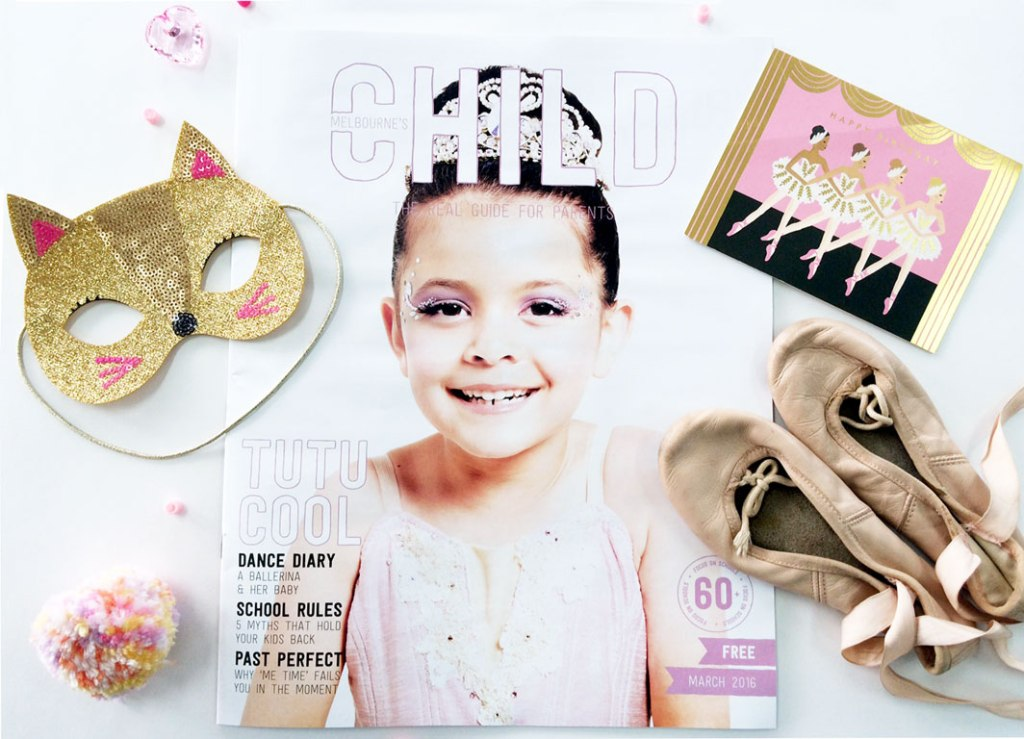 march issue of child mags