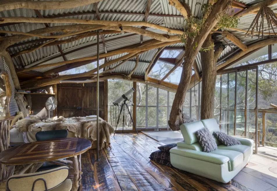 5 aussie treehouses we love