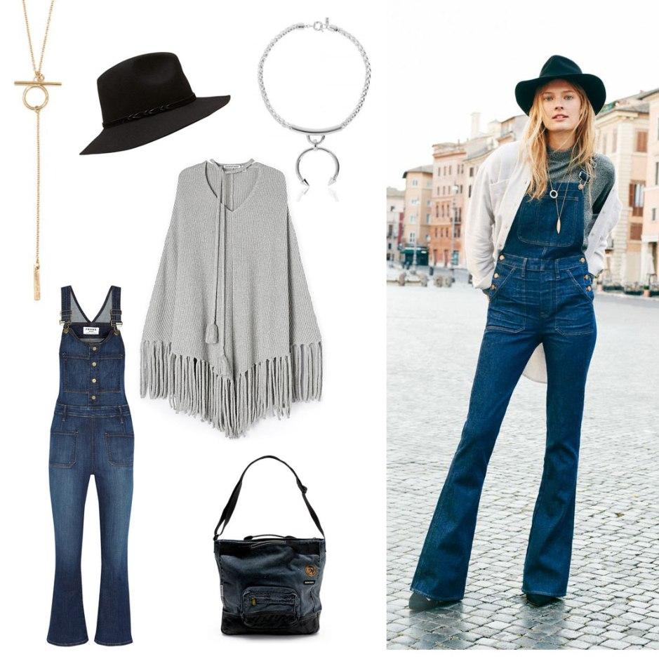 3 ways to wear denim this autumn
