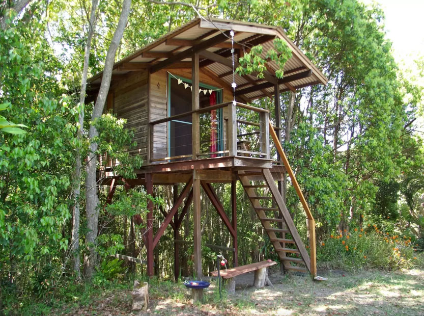 5 aussie treehouses we love