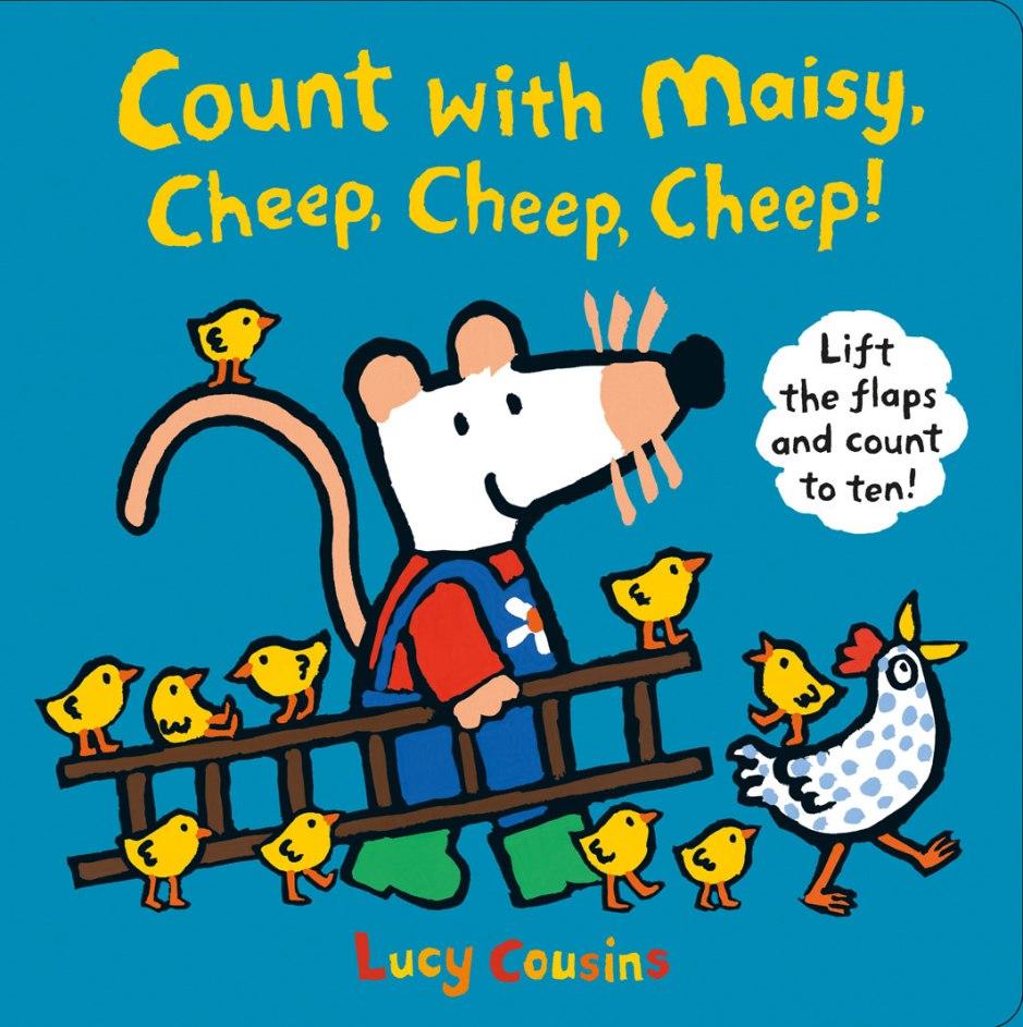 maisy creator, lucy cousins