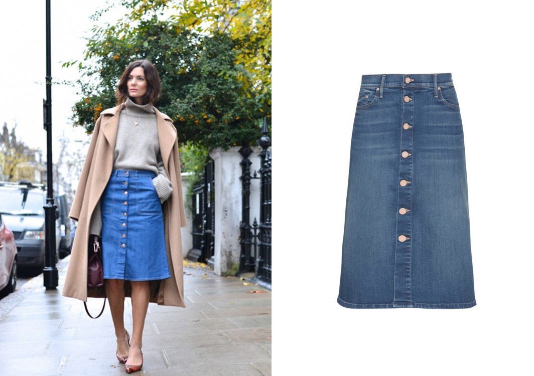 5 skirts to wear this winter child
