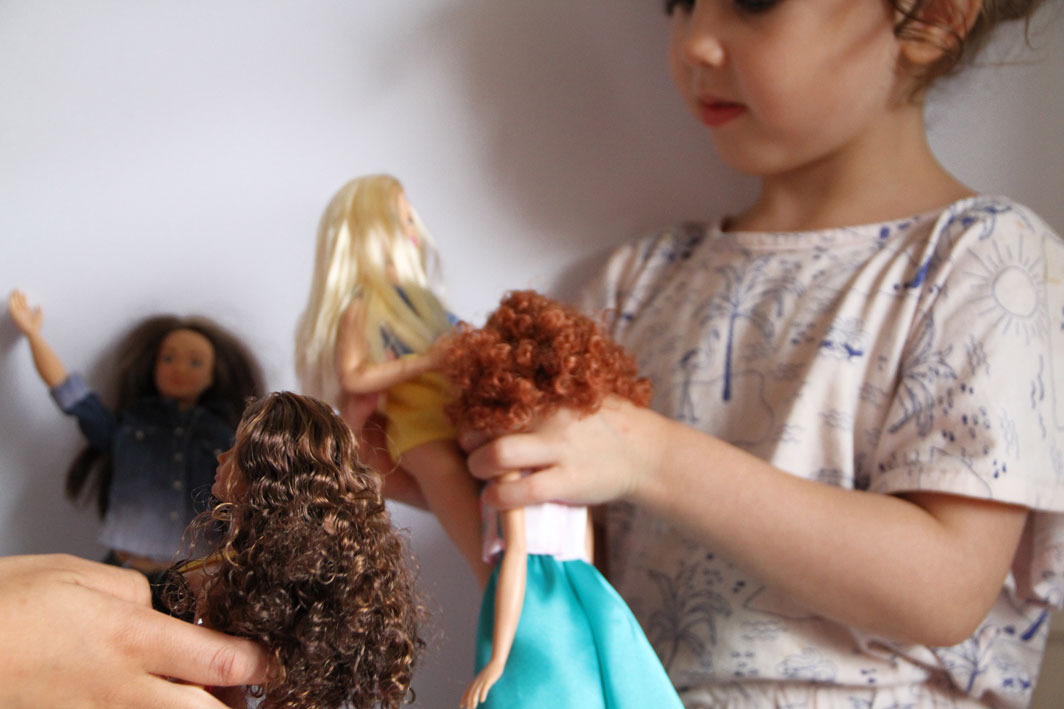 is barbie harmful After having the child play with either a barbie doll or  been be done on whether she might have a harmful effect on the development of the.