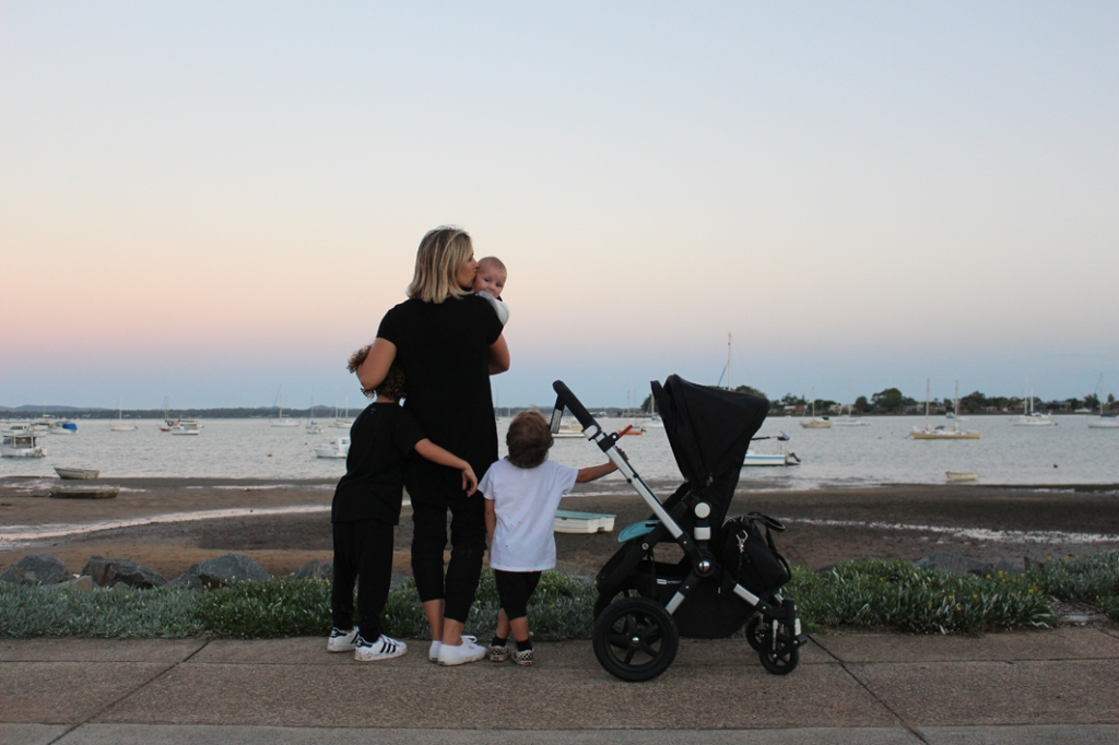 motherhood + identity : through trial and error