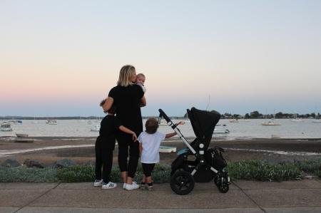 motherhood + identity : through trial and error