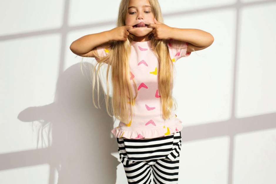 australian kids fashion label minimnt