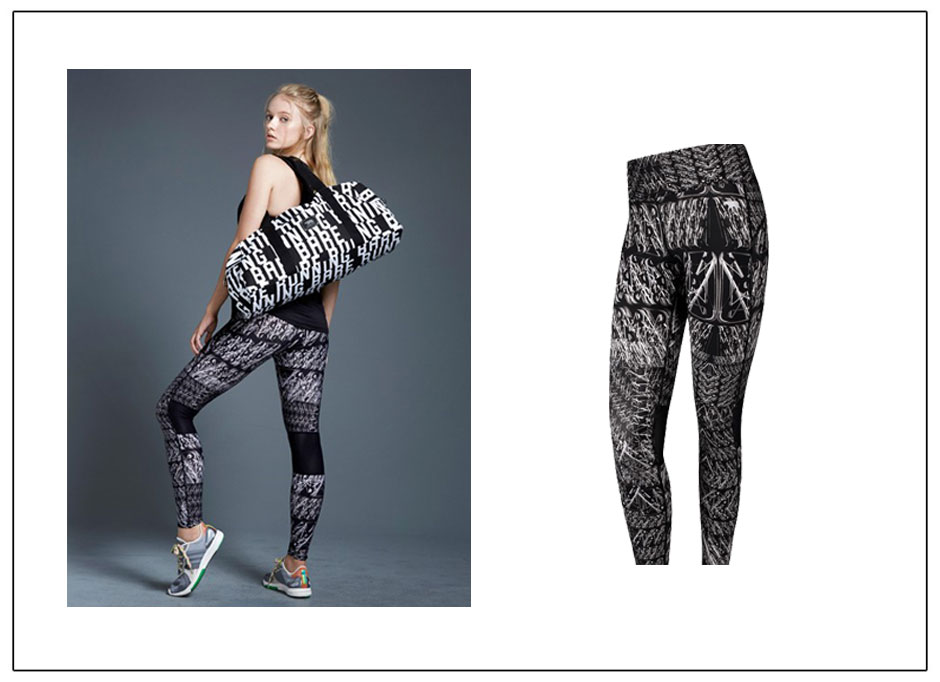 hello good-looking... activewear