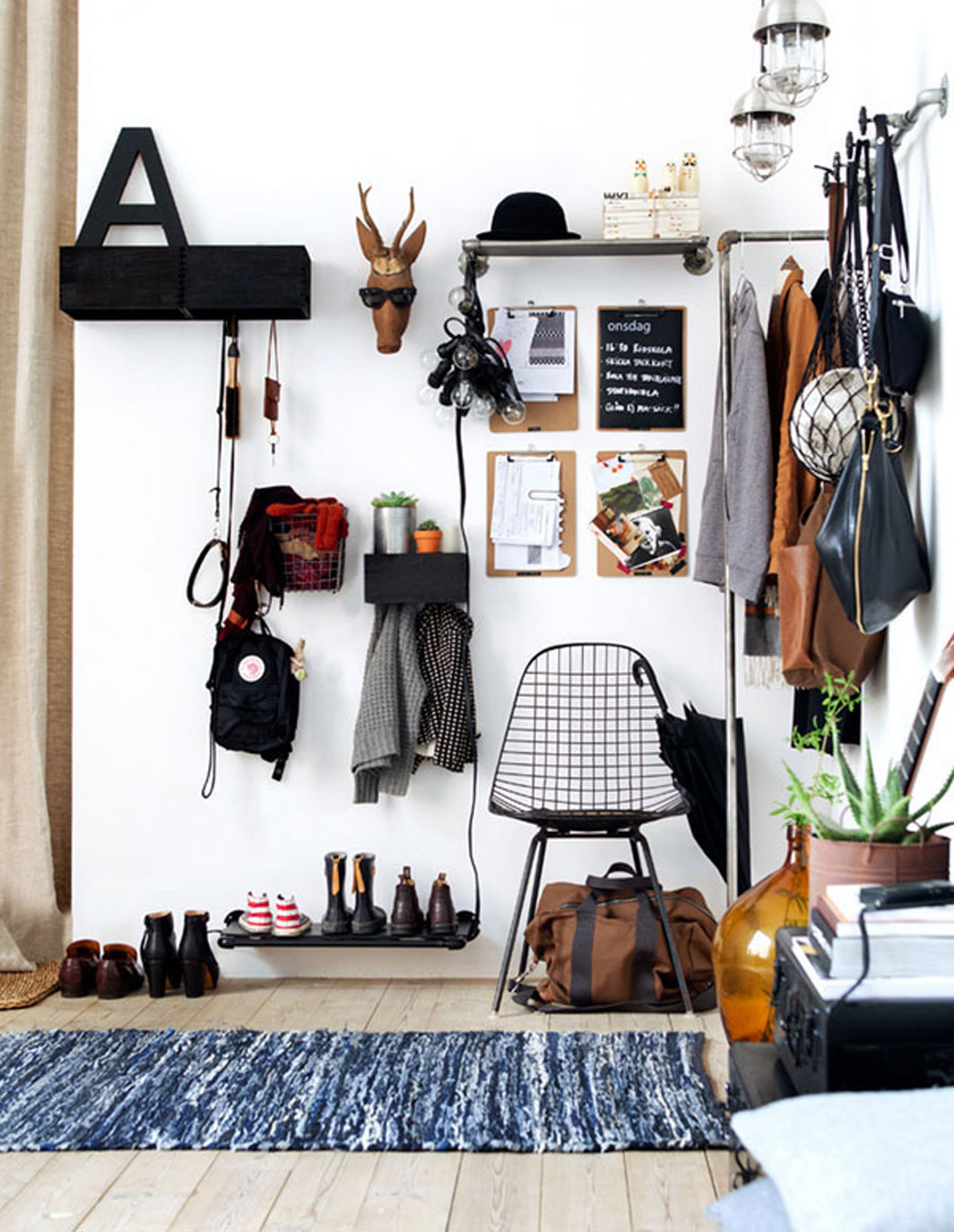 9 cool mudroom ideas