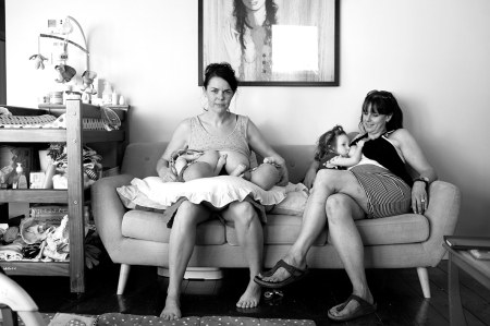 what does breastfeeding look like?