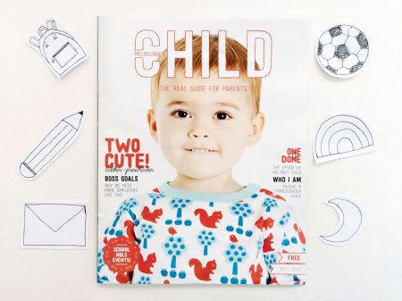 July Issue of CHILD Mags