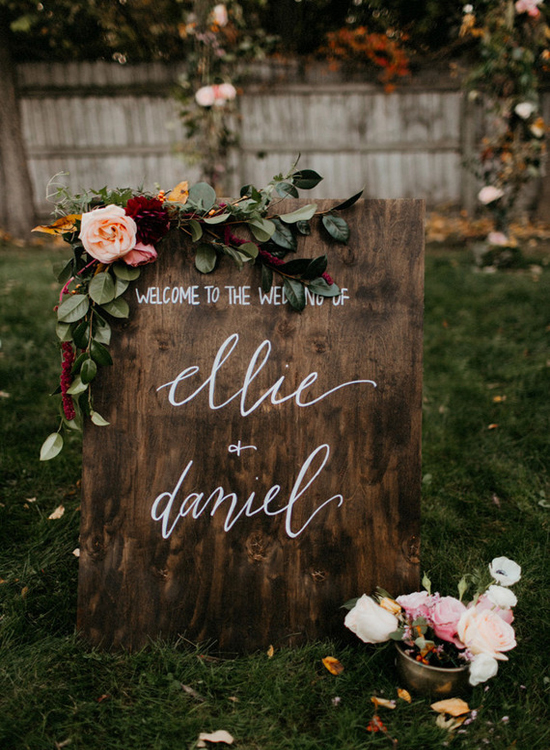 woodlands weddings inspiration