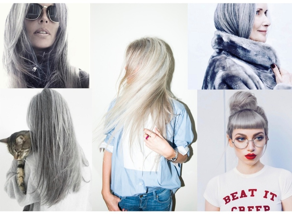 A guide to going grey - CHILD Mags Blog
