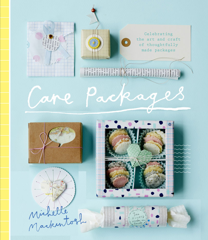 Michelle Mackintosh: Care Packages For Kids