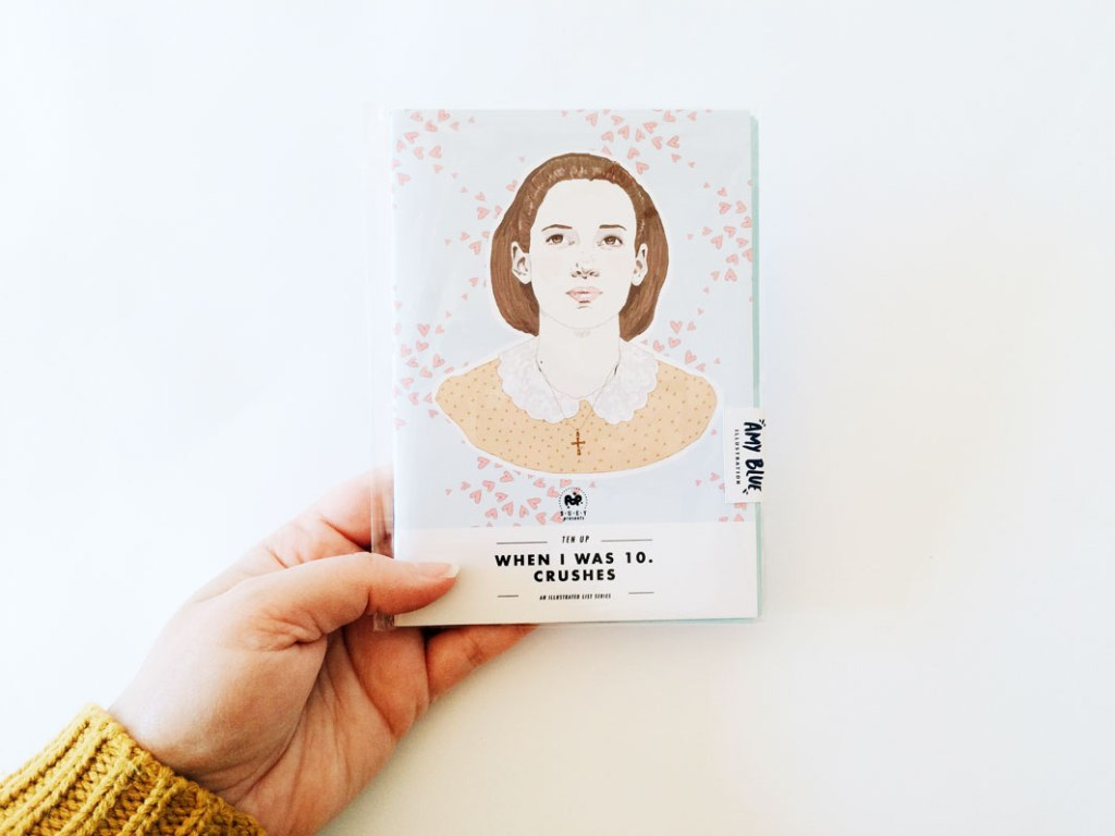 7 zines by aussie chicks