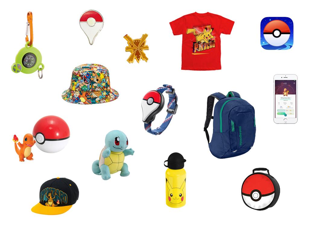 pokémon go scavenger hunt kit