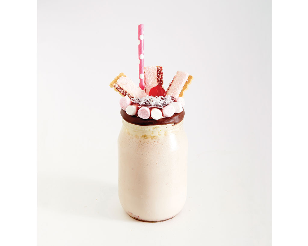 vivo la vogue milkshake