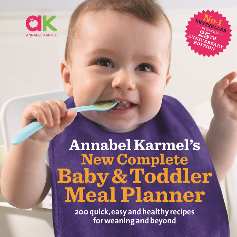 The Complete Baby &Toddler Meal Planner