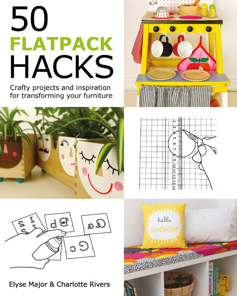 Ikea Furniture hacks on child mags blog